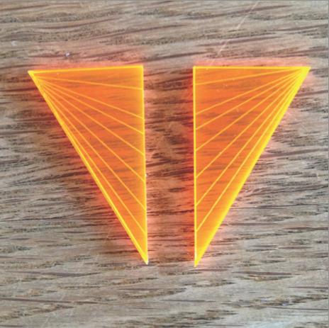 Lasercut smykke 1