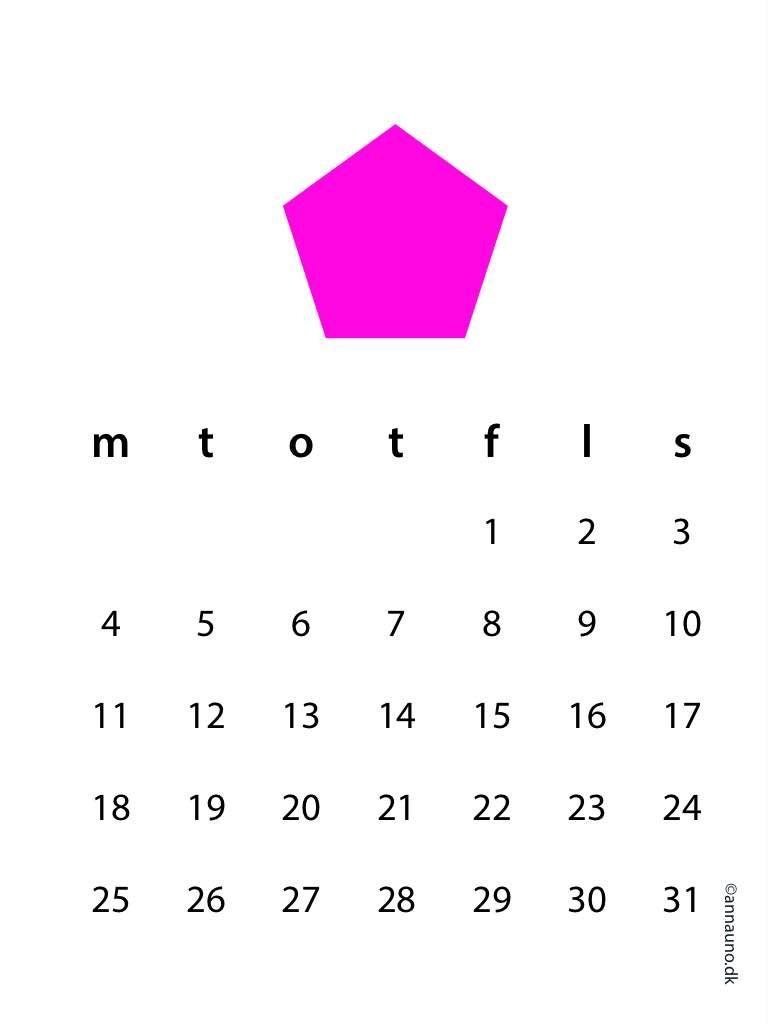 Pink maj