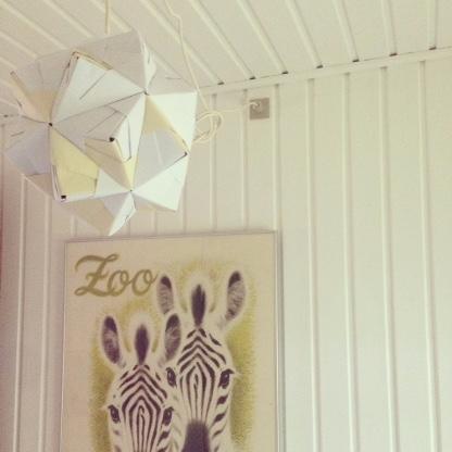 lampe origami 2