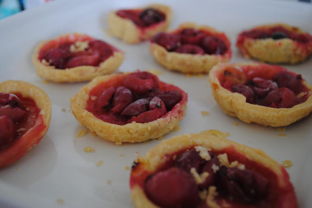 Stikkelsbærtærter